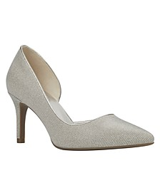 Greti Pointy Toe D'Orsay Pumps