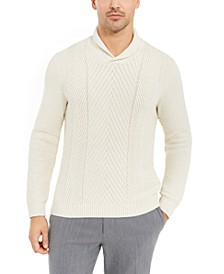 Men's Textured Sweater, Created for Macy's