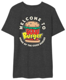 Good Burger Men's Welcome to Good Burger Graphic Tshirt
