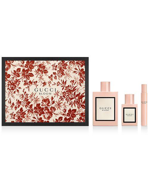 Gucci 3-Pc. Bloom Eau de Parfum Gift Set