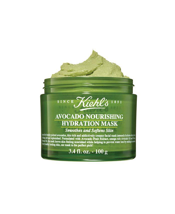 Kiehl's Since 1851 - Avocado Nourishing Hydration Mask, 3.4-oz.
