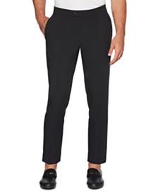 Cubavera Men's Regular-Fit Performance Stretch Single Pleat Dress Pants