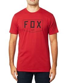 Fox Men's Shield Short Sleeve Premium Tee