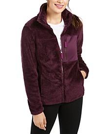 Keep Cozy™ Thermo Stretch Fleece Jacket