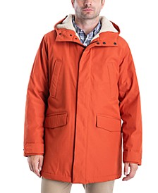 Men's Otto Stadium Parka with Sherpa Lining, Created For Macy's