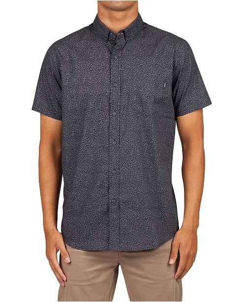 Rip Curl Men's Dark Paradise Printed Shirt
