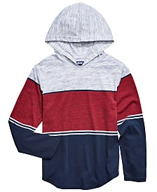 Univibe Big Boys Brady Colorblocked Hoodie