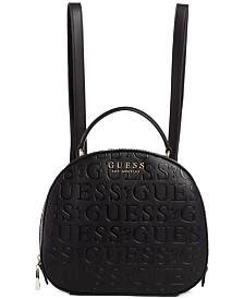 GUESS Viola Convertible Crossbody Backpack