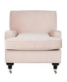 Chloe Club Chair, Quick Ship