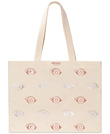 Receive a Free Tote Bag with any large spray purchase from the Women's fragrance collection
