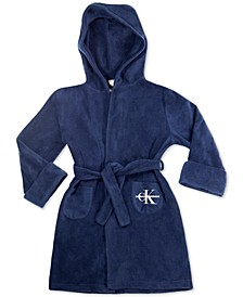 Big Boys Cozy Robe with Hood