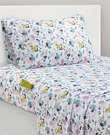 Mermaid Twin Sheet Set