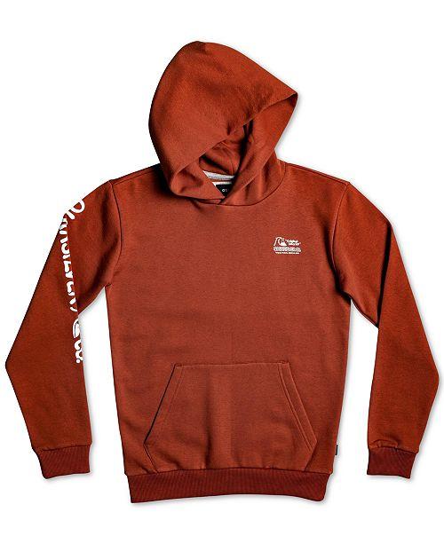 Quiksilver Big Boys Flanklin Sunset Hoodie Sweatshirt