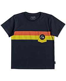 Toddler & Little Boys Multiply Stripe T-Shirt
