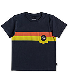 Quiksilver Toddler & Little Boys Multiply Stripe T-Shirt