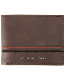 Men's RFID Slimfold Wallet