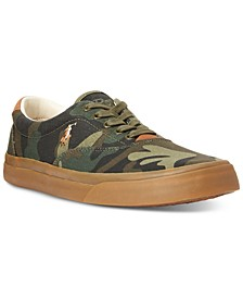 Men's Thorton Camo Canvas Shoes
