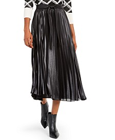 Brisco Pleated Skirt