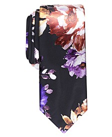INC Men's Floral-Print Tie, Created For Macy's