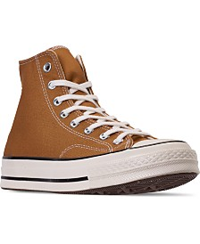 Converse Men's  Chuck Taylor All Star 70 Chenille High Top Casual Sneakers from Finish Line
