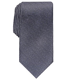 Men's Savin Herringbone Tie