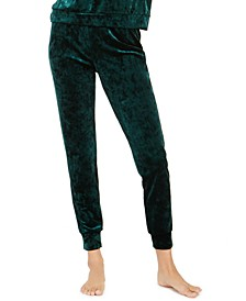 Velvet Sleep Jogger Pants, Created For Macy's