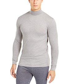 Men's Base Layer Mock-Neck Shirt