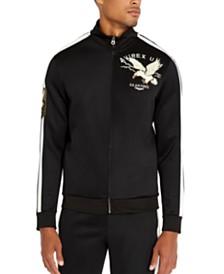 Avirex Men's Eagle Track Jacket