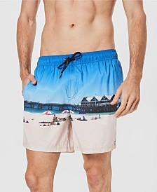 Coast Clothing Co Melbourne Pier Board Short