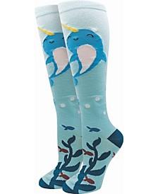 Narwhal Socks