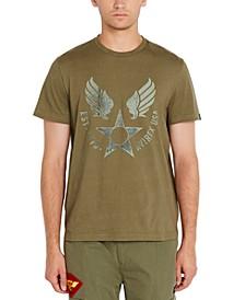 Men's Logo Star Graphic T-Shirt