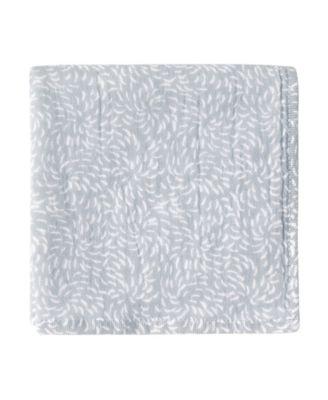 Kiku Print 100% Cotton Washcloth