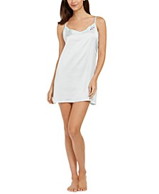V-Neck Chemise Nightgown