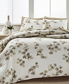 Sandstorm Flora Full/Queen Comforter Set