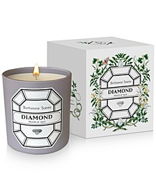 Diamond Candle, 8.5-oz.