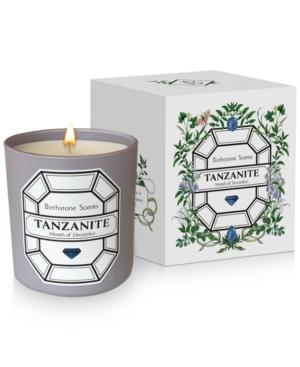Tanzanite Candle