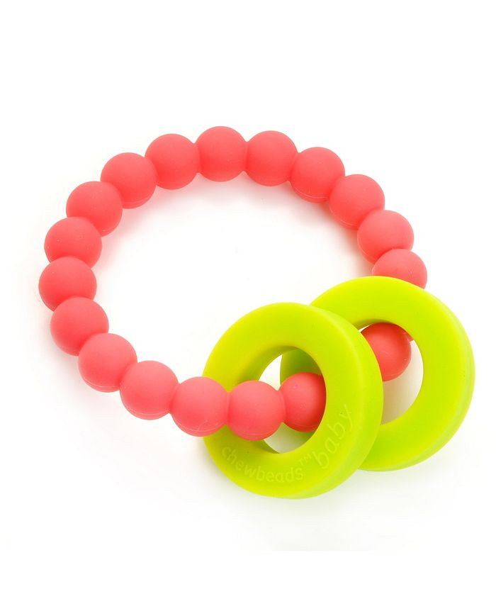 Chewbeads - Gramercy Stroller Toy/Central Park Teether Combo
