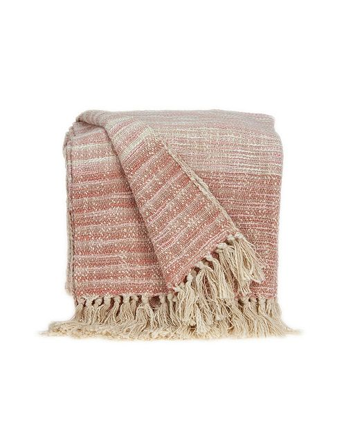 Parkland Collection Elsa Transitional Handloomed Throw