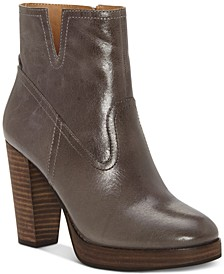 Women's Quintei Leather Booties