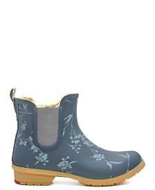 Chooka Women's Bainbridge Chelsea Ankle Rain Boot