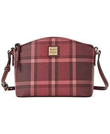Graham Coated Cotton Suki Crossbody