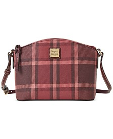 Dooney & Bourke Graham Coated Cotton Suki Crossbody
