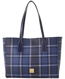 Dooney & Bourke Graham Coated Cotton Ashton Tote