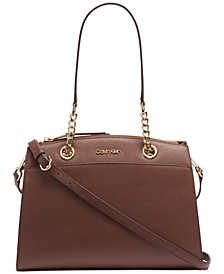 Hayden Leather Satchel
