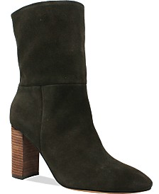CHARLES By Charles David Burbank Booties