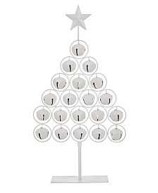 Glitzhome Iron Bell Table Tree