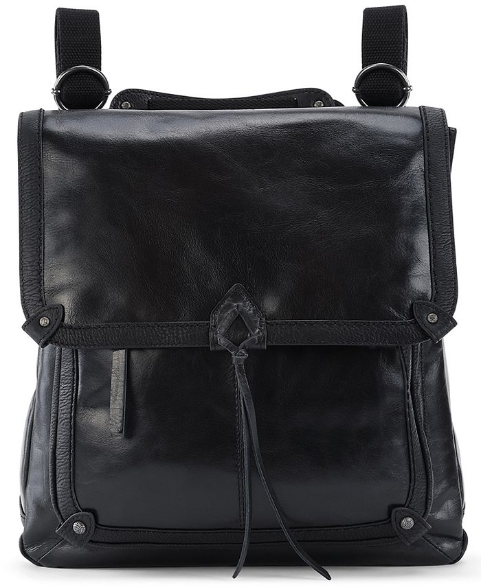 The Sak - Ventura Leather Flap Backpack