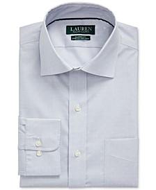 Men's Classic-Fit Easy Care Print Dress Shirt