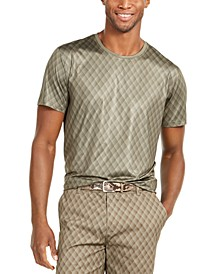 Men's Printed Stretch T-Shirt