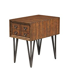 Oxford Chairside Table, Quick Ship